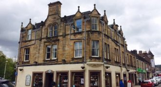 2F1 Old Town, Peebles