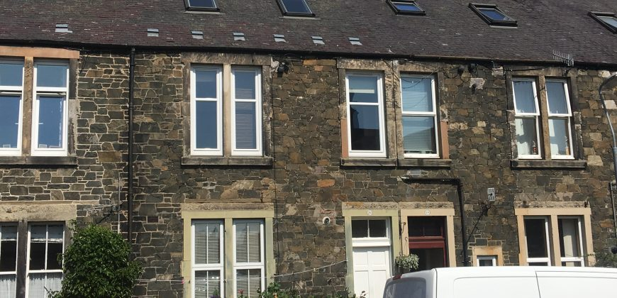 20a Cross Street, Peebles